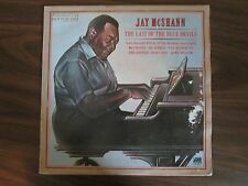 Jay McShann The Last of The Blue Devils LP PROMO Atlantic SD 8800