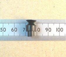 10mm Diameter Plastic Belt Pulley to fit 2mm Electric Model Motor Shaft