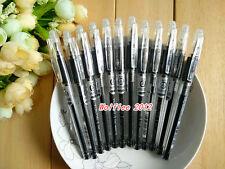 12 pcs M&G 0.5mm Frixion Erasable gel ink pen,Black ink