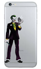 "D365 Joker Holding Apple Decal Sticker for iPhone 6 (4.7"")"