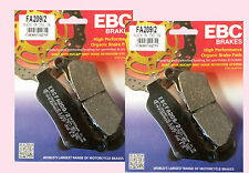 2x Sets of EBC FA209 Front Brake pads for Ducati Sport 1000 Classic / S 2006-09