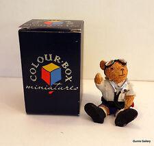 Peter Fagan Colourbox Teddy Bears boxed Dr Flynn