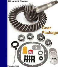 """Motive Ford 8.8"""" 10 Bolt 3.73 Ratio Ring and Pinion Gear Set Master Install Kit"""
