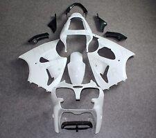 Unpainted Fairing Kit For Kawasaki ZX6R 2000-2002 /636 00-02