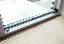 Door Security Bar Jammer Home Hotel Lock Burglar Patio French Sliding Doors
