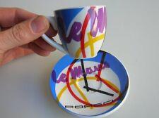 PORSCHE LE MANS WINNER 23 917 356 911 550 SALZBURG COFFEEE ESPRESSO CUP 24 HOURS