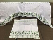 ivy curtains 1 cafe 1 valance 58 x 33 cotton 2 pieces better Homes & Gardens