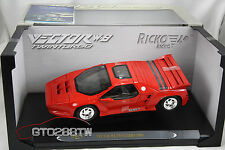 Ricko 1:18 scale Vector W8 Twin Turbo 1991(Red) *MEGA RARE/Retired*