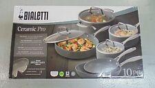 Bialetti Ceramic Pro Aeternum NonStick 10 Piece Set 07406