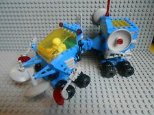 LEGO®Weltraum 6928 Vehicle Messstation Figur & Org. Bauanleitung Space Classic