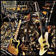 The FREEKS-Full on vinyl LP NEUF