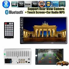 """Double 2Din 7"""" Car DVD CD MP3 Player Touch Screen In Dash Stereo Radio HD+Remote"""