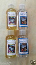 2 Holy water from Jordan river and 2 Galilee pure anointing oil 50 ml bottles