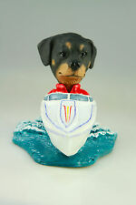 MOTOR BOAT ROTTWEILER INTERCHANGABLE BODY SEE BREED & BODIES @ EBAY STORE