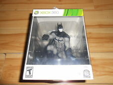 Xbox 360 - BATMAN: Arkham City (Collector's edition) - 2011 NEW, FACTORY SEALED!