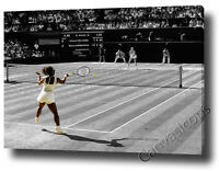 SERENA WILLIAMS CANVAS PRINT POSTER PHOTO 2015 WALL ART WIMBLEDON TENNIS TENIS