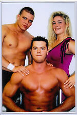 WWE/TNA/ROH/WCW The Hart Dynasty 4x6 Picture Photo