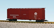 USA Trains R19231C Pennsylvania 40 Ft. PS-1 Steel Box Car, Ultimate Series, 1:29