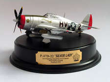 Cyber Hobby / Dragon 1/72 P-47D Thunderbolt Silver Lady, Major Leslie Smith 1944