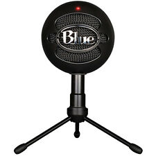 BLUE MICROPHONES Snowball iCE Versatile USB Microphone - Black
