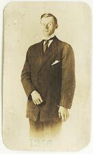 Photo Bertillon identification Policière Police Mug Shot Usa Vers 1890/1900