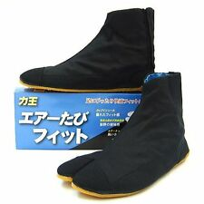 Air Japanese Tabi NINJA BOOTS Tough Jika tabi Shoes embedded air size 26.5 cm