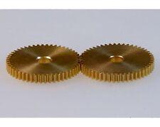 Stirnzahnrad, Zahnrad, Modul 0,5, aus Messing, 50 Zähne, Z=50, 3 mm Zahnbreite