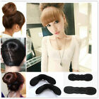 Fashion Magic Foam Sponge Hair Styling Donut Bun Maker Twist Tool Hair Accessory