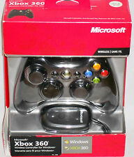 Genuine Microsoft JR9-00011 - Xbox 360 Wireless Controller for Windows