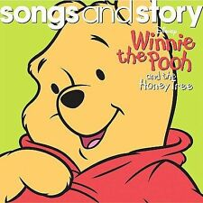 Songs and Story: Winnie the Pooh by Disney (CD, Mar-2010, Walt Disney)