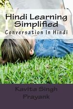 NEW Hindi Learning Simplified (Part-III): Conversation in Hindi by Kavita Singh