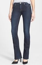 NWT HUDSON SHIRLEY Midrise Love Boot Cut Jeans 27 BRAND NEW - AUTHENTIC WM109DIF