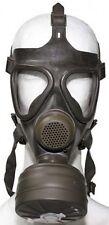 BW Bundeswehr ABC-Schutzmaske M65Z oliv Gasmaske gebraucht mit Filter