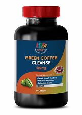 Weight Loss For Men - Green Coffee Cleanse 800mg - Green Coffee Fruit Extract 1B