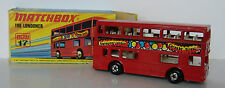 Matchbox - Superfast - MB 17 The Londoner - Swinging London    -OVP-