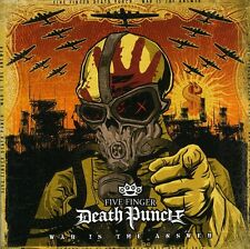 Five Finger Death Punch - War Is the Answer [New CD] Clean
