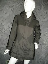 NEW * JOHN LEWIS * BLACK LIGHT PADDED SHAWL COLLAR COAT JACKET SIZE 14 RRP £99