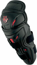 Icon Stryker Field Armour Motorcycle Motorbike CE Knee Protectors With D3O