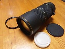 Ex+ Tokina AT-X PRO 828 80-200mm f/2.8 AF Lens for Minolta, Sony w/Filter Japan