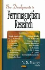 NEW New Developments in Ferromagne by Hardcover Book (English)