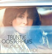 TRIJNTJE OOSTERHUIS - The choice I've made 1TR DUTCH ACETATE PROMO CD 2015