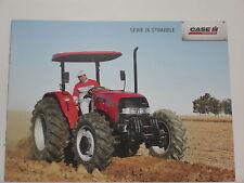 CASE IH SERIE JX STRADDLE Traktoren Prospekt 2014 in französisch ( CASE 20 )