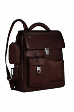 Piquadro Frame Brown Computer backpack w/ detachable mobile case CA1743FR/M
