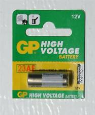 Single GP A23 12V Battery also known as 23AE 23A LRV08 MN21 E23A K23A UK stock