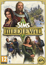 (3)13141// LES SIMS MEDIEVAL PC DVD ROM NEUF SS BLISTER