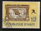 OLYMPICS ST LOUIS 1904 USA MARATHON CTO NEVER HINGED HAITI 1969 STAMPS ON STAMPS
