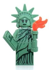 LEGO Collectible MiniFigure: Series 6: #04 - Lady Liberty (Sealed Pack!)