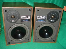 DESIGN ACOUSTICS PS-6, Audio Technica, Two-Way Speaker System, NICE!