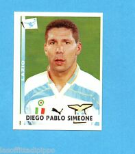 PANINI CALCIATORI 2000/2001- Figurina n.185- SIMEONE - LAZIO -NEW