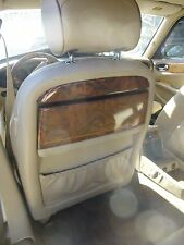 JAGUAR VANDEN PLAS XJ8 XJ8L 1998 1999 2000 2001 2002 2003 SEAT REAR TABLE
